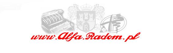 Forum www.Alfa.Radom.pl - Radomski Klub Alfa Romeo Strona Główna